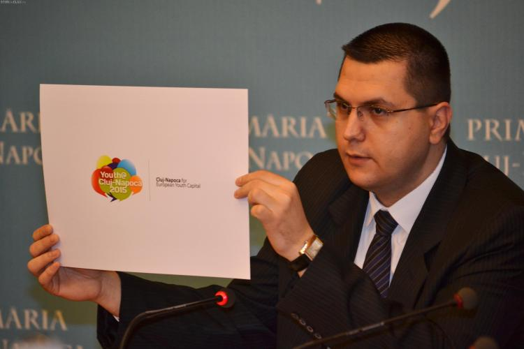 """Proiectul """"Youth@Cluj-Napoca"""" 2015 in fata Forumului European de Tineret"""