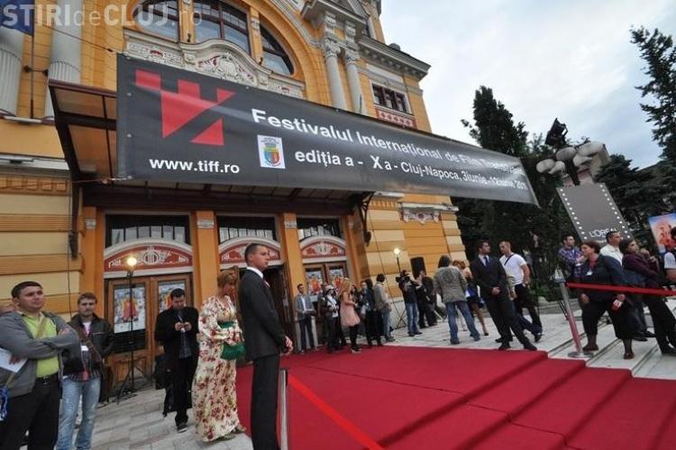 """TIFF lanseaza proiectul """"10 pentru FILM"""" la editia din 2012"""