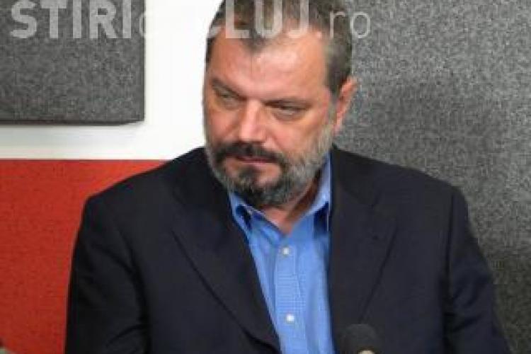 Eckstein Kovacs, primar al Clujului: Daca in 2 saptamani nu primesc omul in audienta, ii platesc despagubiri uriase si il astept cu tort VIDEO