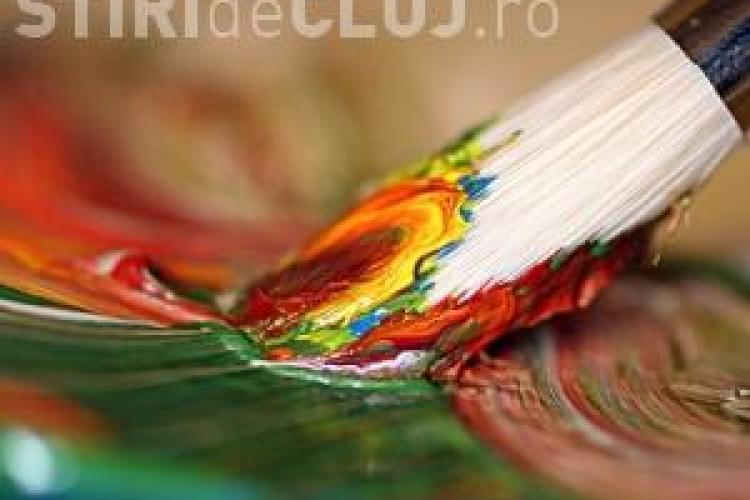 """Curs gratuit de pictura si broderie """"Arta pentru toti la Turda"""""""