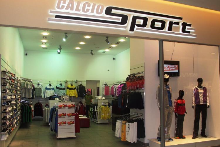 Adis Sportswear si Calcio Sport, doua noi magazine in Iulius Mall Cluj (P) FOTO