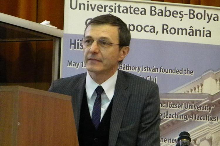 Facultatea de Stiinte Economice se REVOLTA impotriva rectorului Ioan Aurel Pop! Vezi motivul