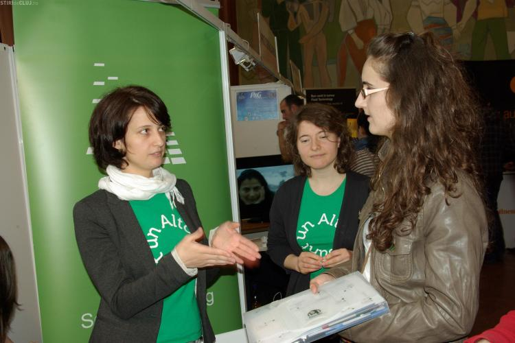 JobShop da startul angajarilor in randul studentilor la Cluj-Napoca!