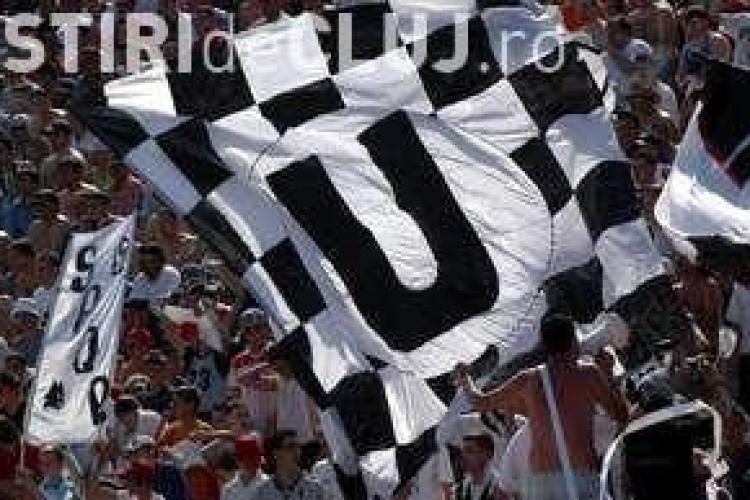 Ei au castigat bilete la meciul U Cluj - Sportul Studentesc, oferite de Stiri de Cluj