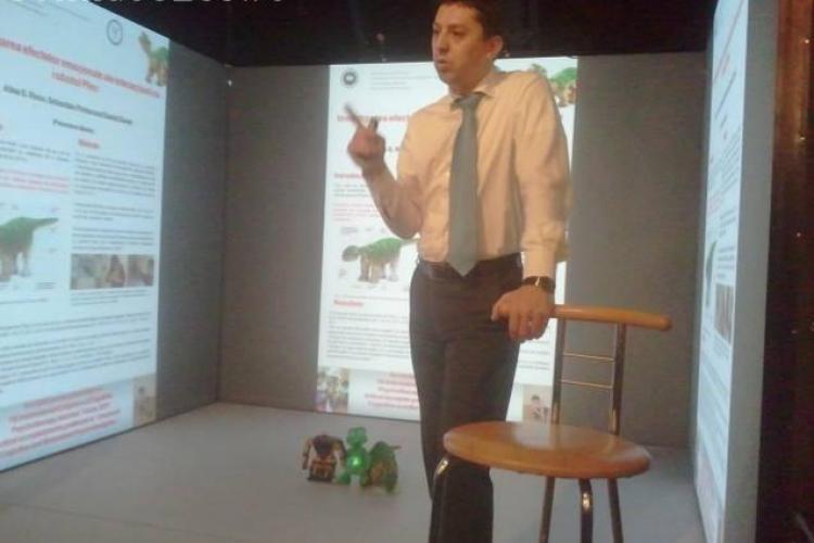 Daniel David: Copiii cu autism vor putea avea propriii lor roboti, care sa ii ajute in tratament