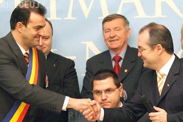 Emil Boc: Sorin Apostu a contribuit la dezvoltarea si modernizarea Clujului. Sper sa isi demonstreze nevinovatia VIDEO