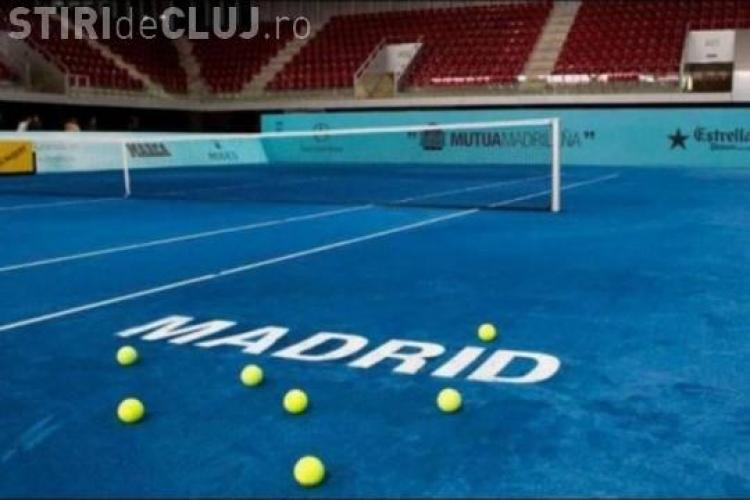 Rafael Nadal contesta zgura albastra a lui Ion Tiriac, de la Masters-ul din Madrid