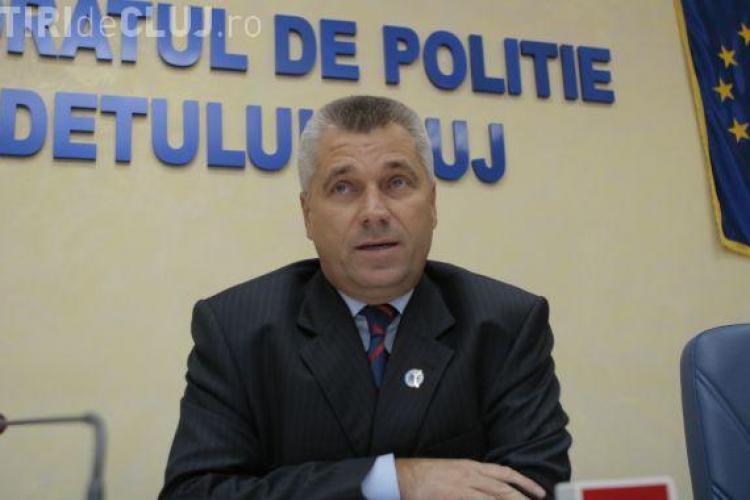 Abuz la IPJ Cluj. Consiliile de disciplina pronunta sanctiunile dictate de sefi. Politia Cluj buna de plata intr-un astfel de caz