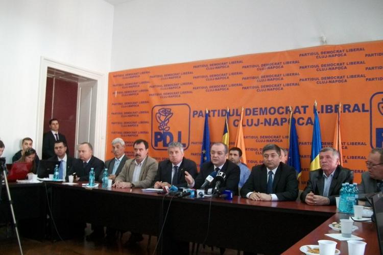 Boc candideaza la Primaria Cluj-Napoca. Il vreti primar?
