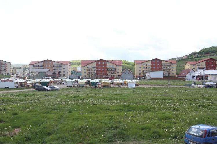 Produs de Cluj a ajuns intre blocuri la Floresti. Oamenii sunt deranjati de galagie FOTO