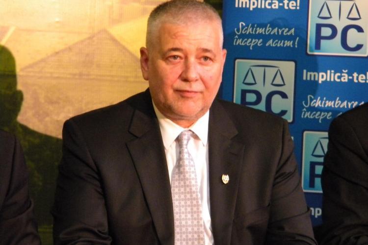 Marius Nicoara vrea sa formeze Garda Civila a Pensionarilor, daca iese primar