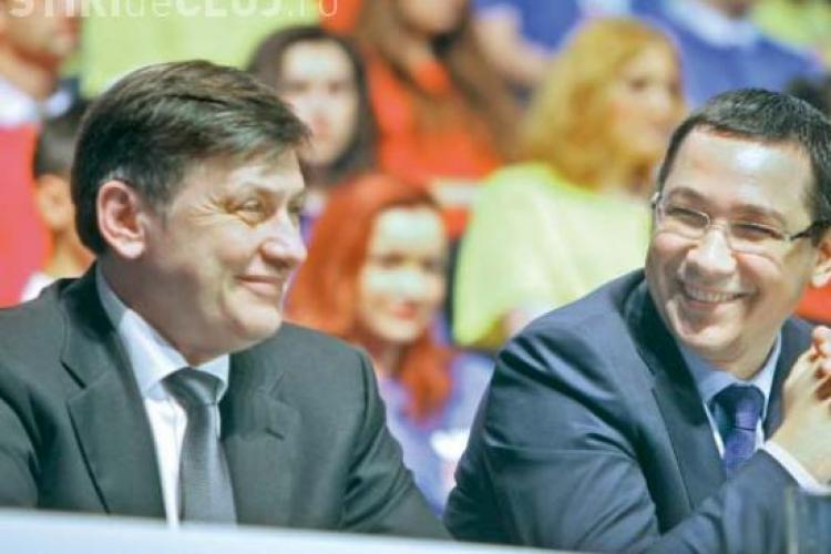 Ponta, Antonescu si tot Guvernul vin la Cluj-Napoca in 19 mai si lanseaza candidatii USL