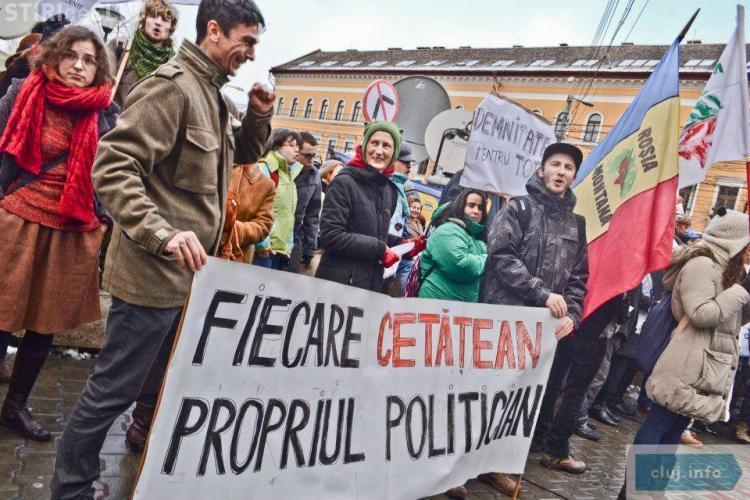 Scrisoare deschisa catre candidatii la Primaria Clujului, din partea unui cetatean