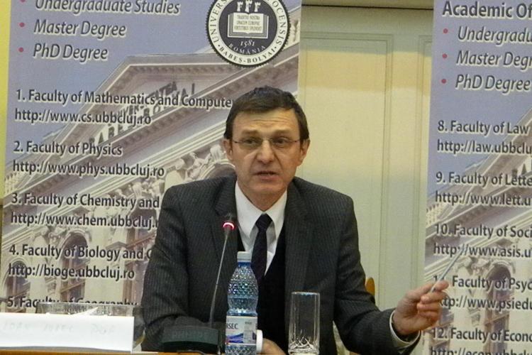 Rectorul UBB Cluj, Ioan Aurel Pop, pleaca in Africa de Sud