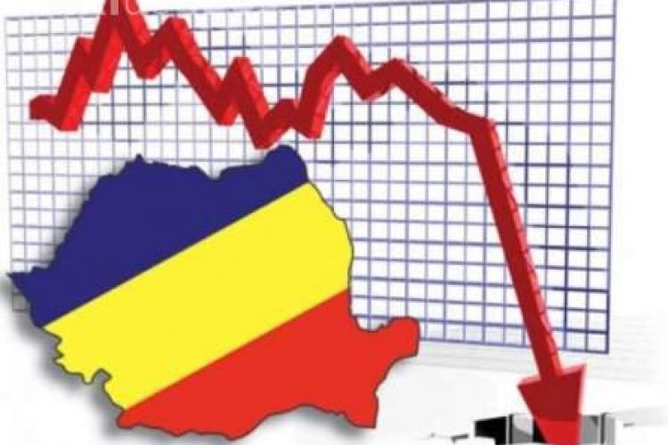 INS: Economia Romaniei a intrat din nou in recesiune