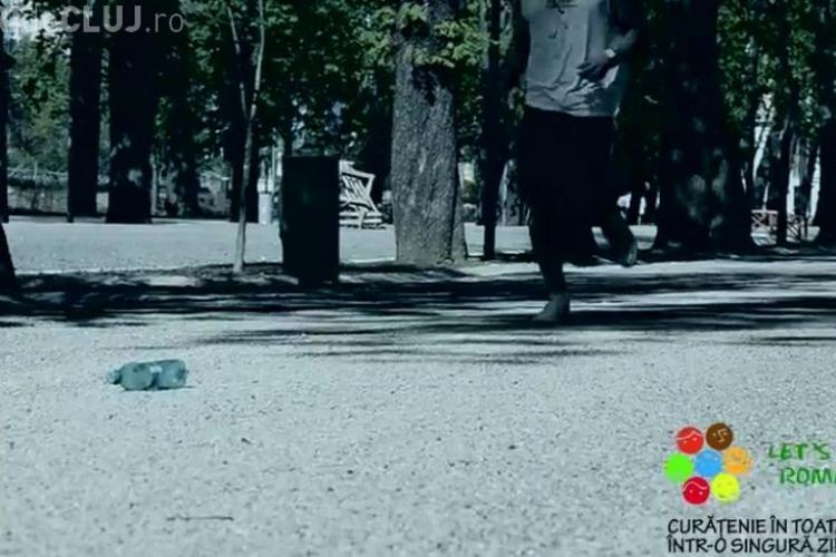 """Cat poate """"trai"""" un PET in Cluj-Napoca VIDEO"""