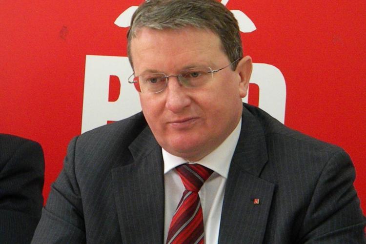 """Seful PSD Cluj inregistrat de un membru exclus: """"Cine greseste, cine poate ca n-o gresit, dar a cazut victima ... a cazut VICTIMA - AUDIO"""