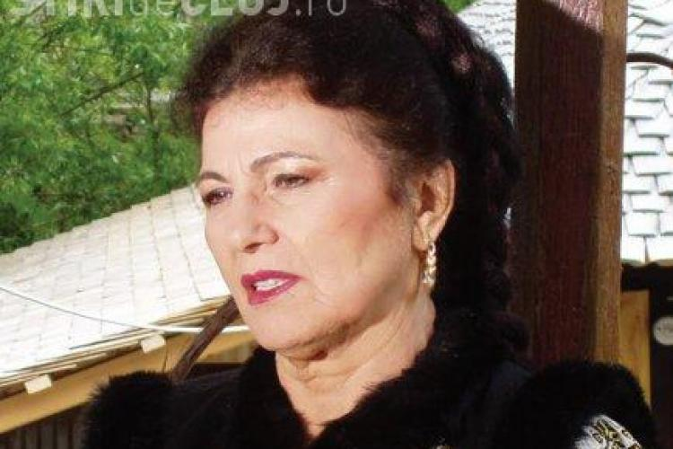 Irina Loghin a suferit o comotie cerebrala