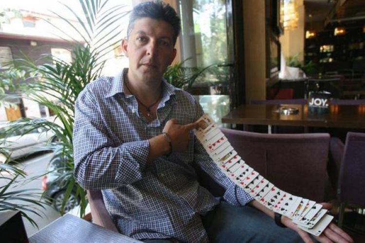 Iluzionistul Leonard Iosefini: Gog a facut numere banale de magie, dar il laud. A facut show!