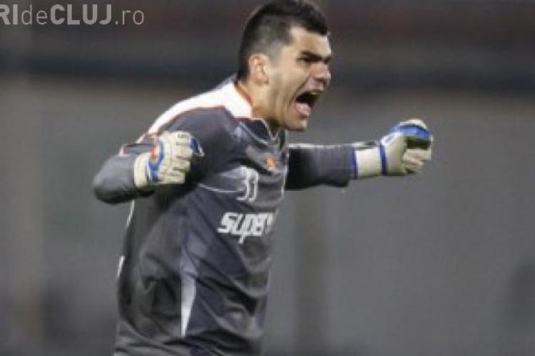 Incredibil ! Bornescu si Cadu pot fi in teren la rejucarea partidei U Cluj - CFR Cluj