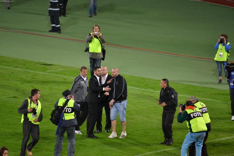 Conferinta U Cluj! Claudiu Niculescu: Meciul cu CFR Cluj trebuie rejucat. Arbitrii nu au valoare