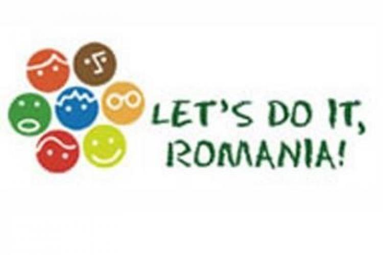 """Campania """"Let's do it, Romania!"""" a strans la Cluj-Napoca peste 20.000 de saci cu deseuri"""