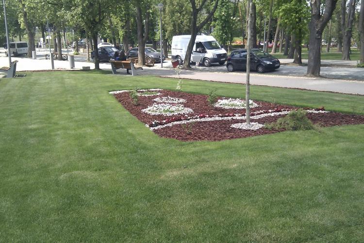 Cum vi se pare aceasta zona din Parcul Central? Au dreptate criticii? FOTO