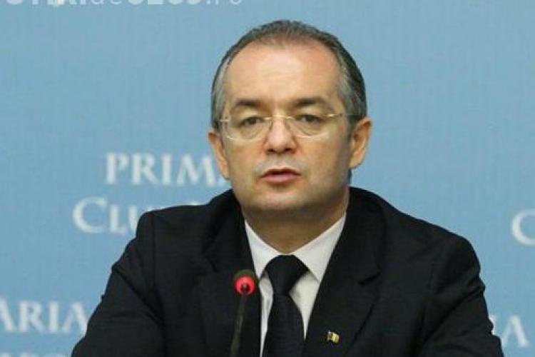 """Emil Boc: """"Cand spui Ponta, spui deprecierea leului"""" VIDEO"""