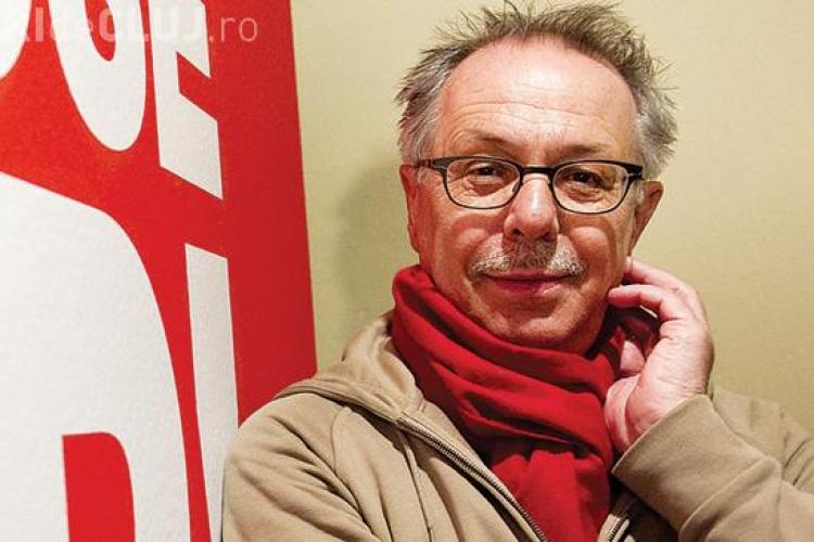 Directorul Festivalului de la Berlin, Dieter Kosslick, vine la TIFF