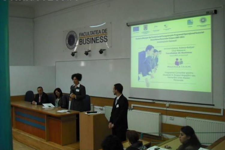 UBB Cluj a lansat proiectul PR.A.C.T.I.C.A. I.N.CE.PE. 200 de studenti sunt pregatiti pentru piata muncii