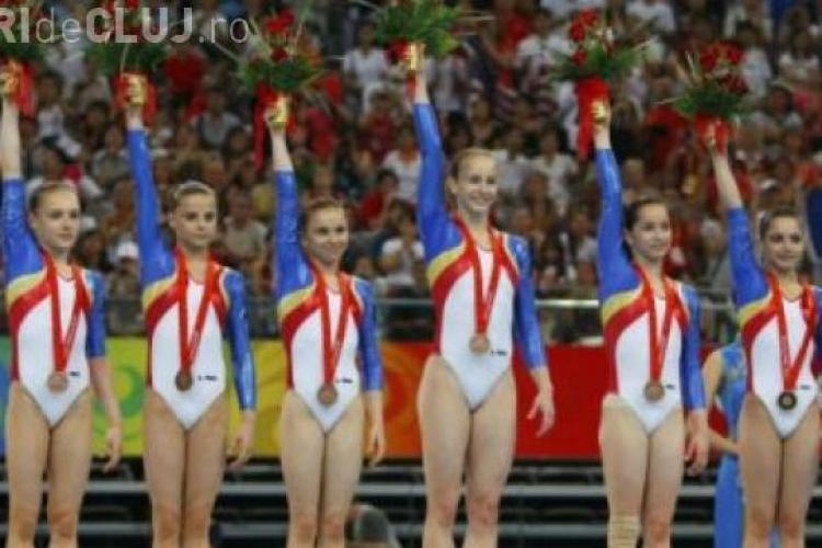 Romania, aur pe echipe la Campionatul european de gimnastica