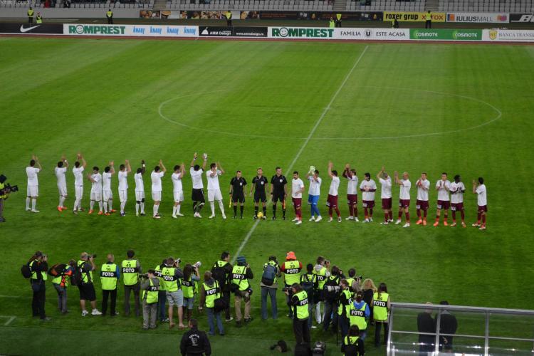 CFR Cluj: Castigam la masa verde cu 3-0, dupa bataia de pe Cluj Arena! Vezi pe ce paragrafe se bazeaza