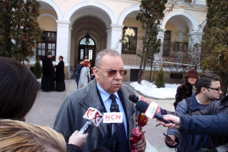Andrei Marga, verificat de urgenta de CNSAS, pentru a se vedea daca a fost turnator la Securitate