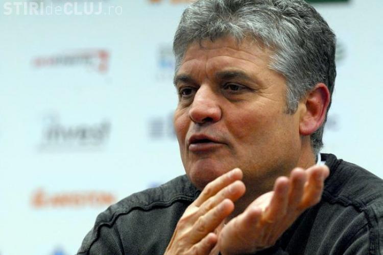 Andone: Daca batem pe Mioveni si Steaua nu mai conteaza meciul cu U Cluj