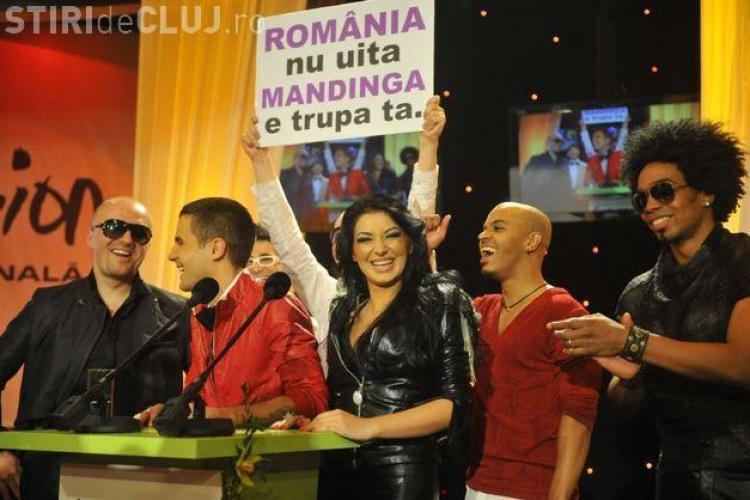 EUROVISION 2012 - Mandinga s-a calificat in FINALA VIDEO