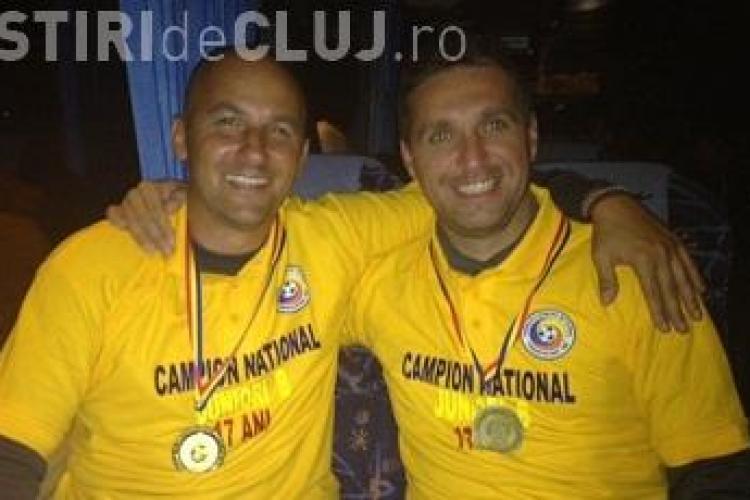Juniorii B de la U Cluj sunt campioni nationali!