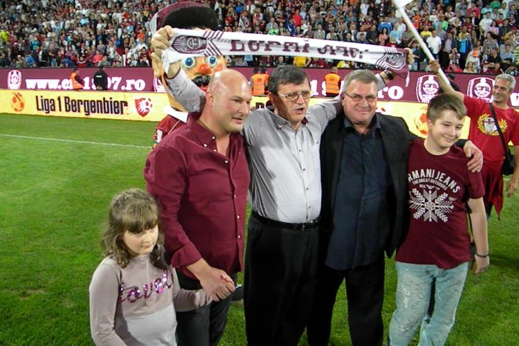 Vezi ce spune Paszkany despre cele 8 tofee castigate de CFR Cluj si despre acuzatiile de blat