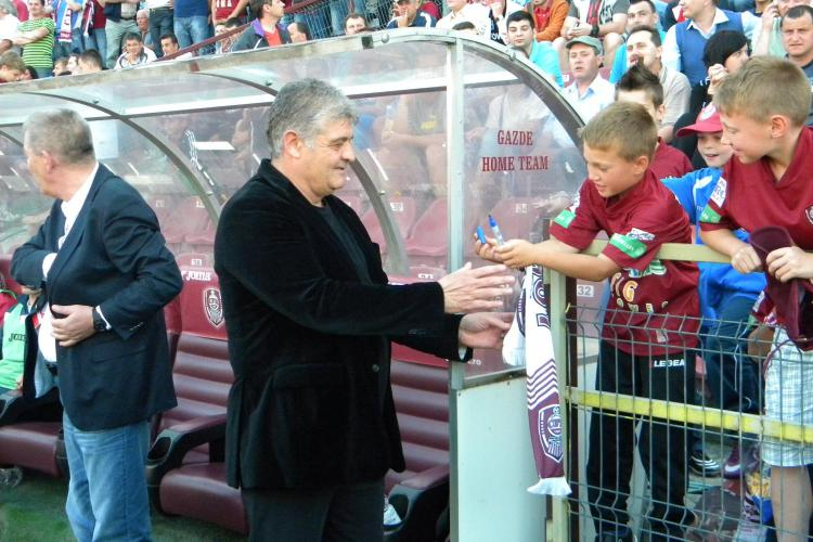 Ce transfer BOMBA face CFR Cluj