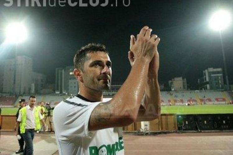 Claudiu Niculescu ramane la U Cluj! Vezi cat castiga Adrian Cristea la U