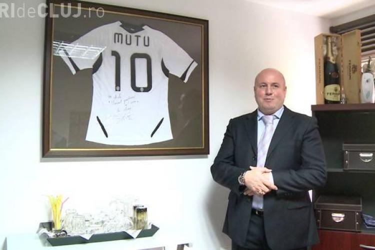 "Martian si Adrian Mutu, cei care vor sa cumpere U Cluj, produc impreuna biodiesel la Cesena! ""Martianu'"" sustine ca e plin de bani"