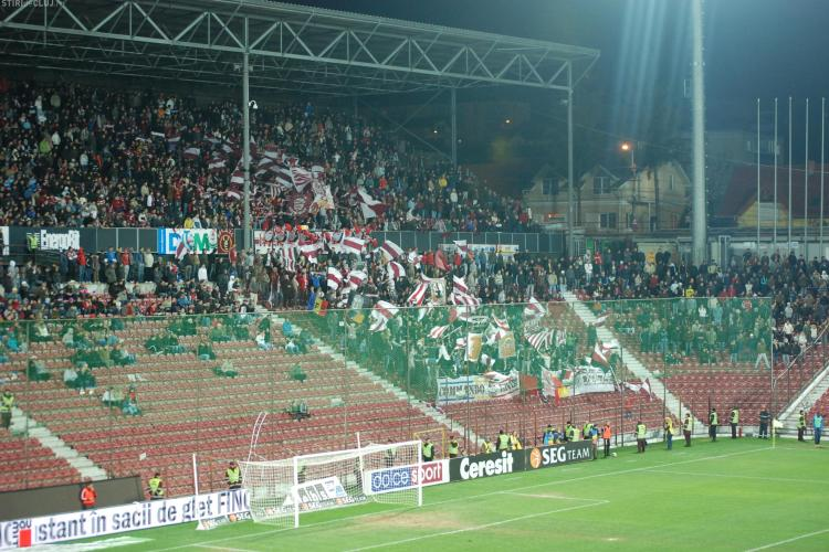 CFR Cluj - Steaua 1-1 REZUMAT VIDEO
