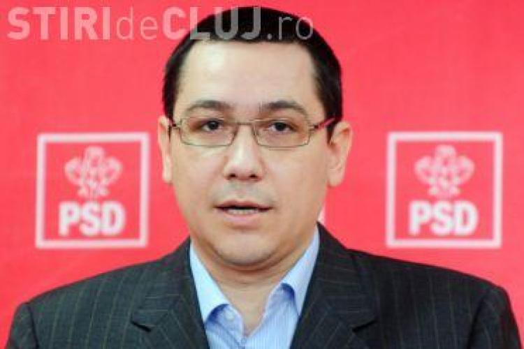 Ponta cere oficial Parlamentului sa nominalizeze cine va merge la Bruxelles