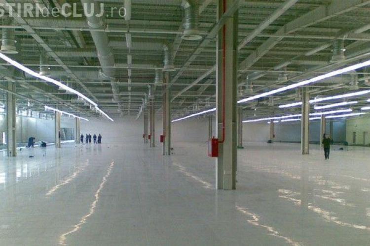 Nou parc industrial in Cluj, pe 60 de hectare intre Campia Turzii si comuna Luna