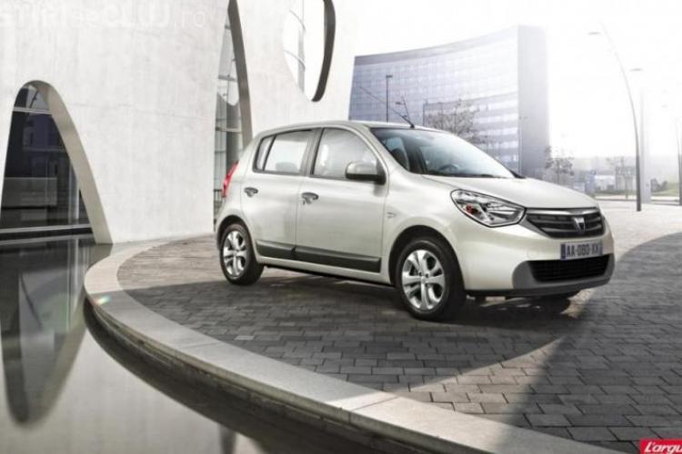 Dacia Towny, masina de 5000 de euro! Vezi primele imagini