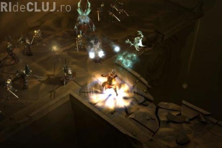 Jocul Diablo III a atras atentia hackerilor