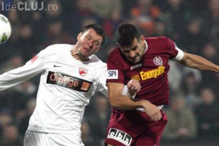 SUPERCUPA ROMANIEI: Vezi cand joaca CFR - Dinamo