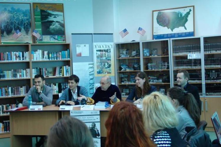 Profesorul de actorie al lui Quentin Tarantino, pentru prima data la Cluj! Tine cursuri cu 314 euro FOTO