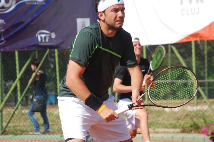 Banca Transilvania Tenis Open 2012 a fost castigat de un polonez