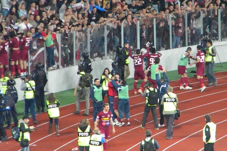 Cum a reactionat Gigi Becali la golul lui Cadu, care a adus titlul la CFR Cluj VIDEO
