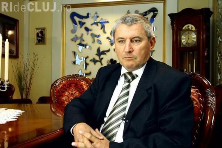 Candidatul PRM la Primaria Cluj-Napoca, Ioan Avram: Vizez descurajarea utilizarii fast-food-urilor si a supermarket-urilor